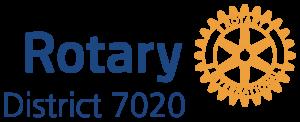 District 7020 logo