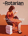 Cover Image of December 2018: The Rotarian